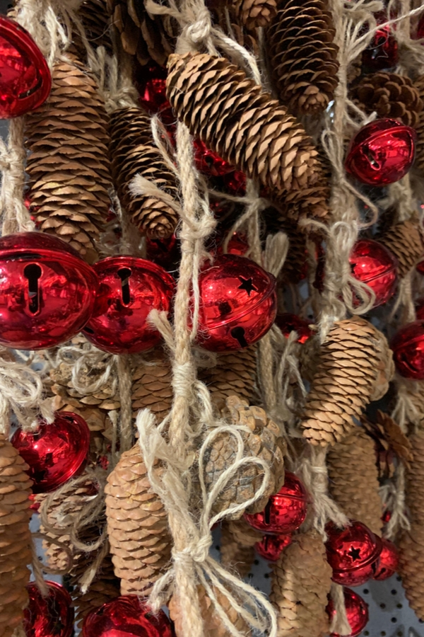 If you want to have the cutest holiday decor, check out these jingle bell garland ideas. They will add so much magic to your decor this holiday season.