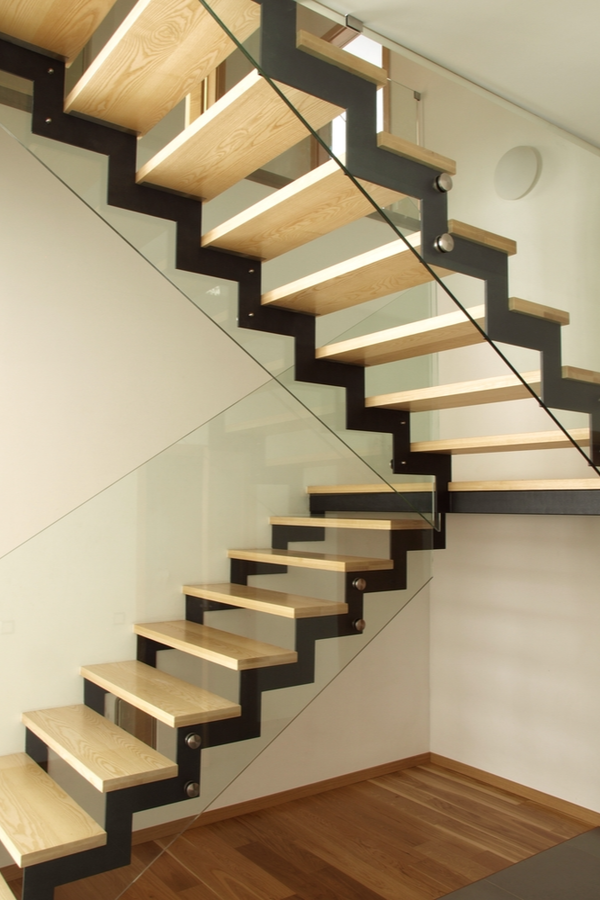 Here are some amazing painted staircase ideas give you a unique way to makeover or accent the staircase inside your home. It doesn't matter what your decorating style is, there's a way to paint your staircase while keeping the style of your home. Get ready to watch your home transform!