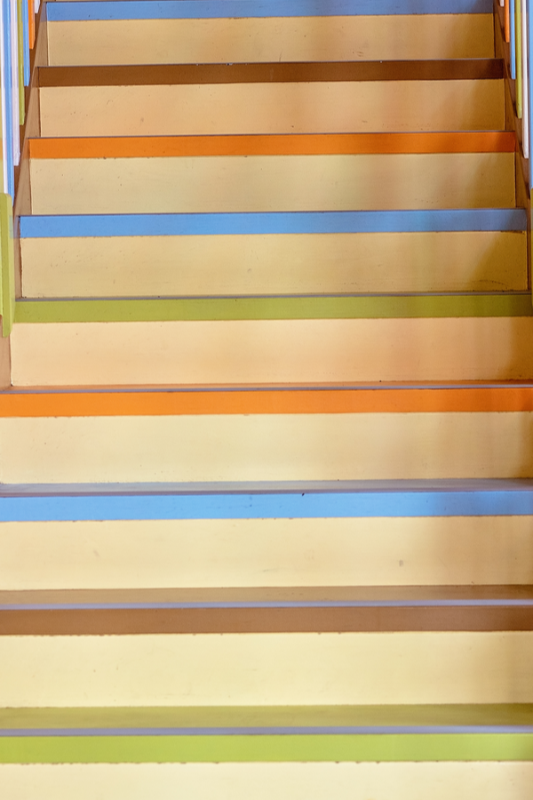 Here are some amazing painted staircase ideas give you a unique way to makeover or accent the staircase inside your home. It doesn't matter what your decorating style is, there's a way to paint your staircase while keeping the style of your home. Let your imagination take over!
