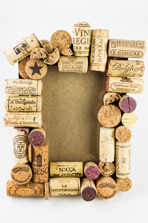 Wine cork coaster crafts are popular on Pinterest. They're fun to make and for those who have a large collection of wine corks saved, wine cork coaster crafts are a great way to upcycle them into something usable. See all of the things you can create!