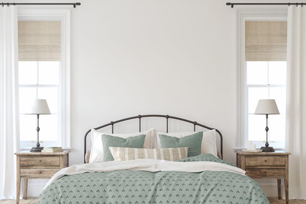 Modern Farmhouse bed ideas