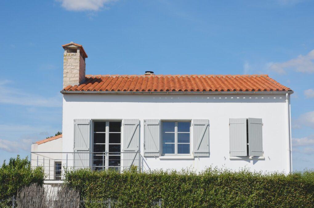 farmhouse shutters exterior