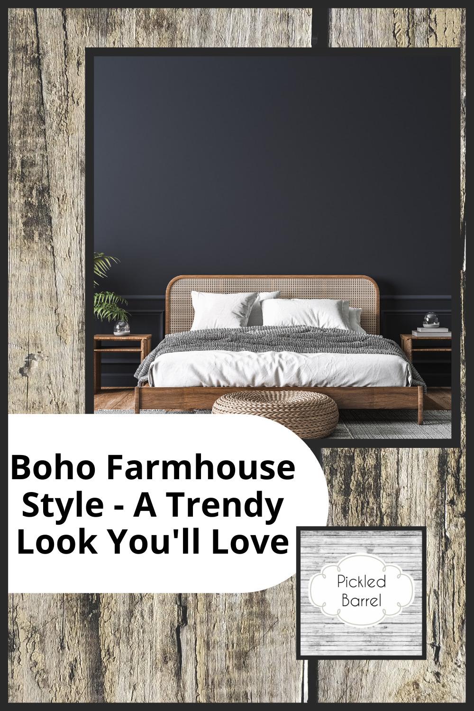Boho Farmhouse Style
